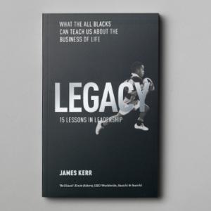 Legacy by James Keer