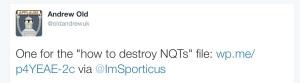 Destroy NQT's