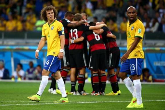 2014 Germany Brazil
