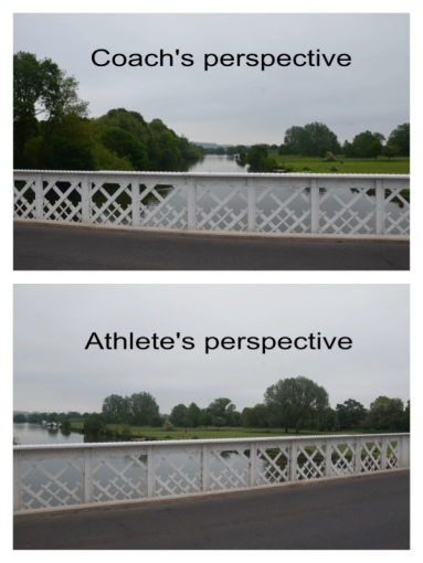 Coach Athlete Perspective